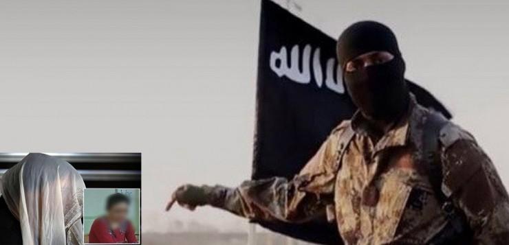 داعش اسرای زن را در فیسبوک به مزایده گذاشت