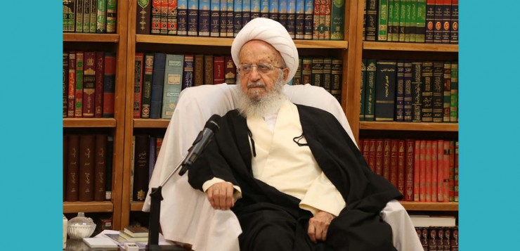 نسبت دادن بحث ملاقات رهبر انقلاب با امام زمان(عج)، به آیت الله مکارم شیرازی کذب محض است