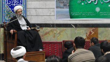 حجت الاسلام اخوان,حوزه علمیه حضرت ابوطالب