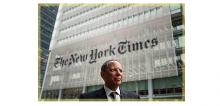 سردبیر نیویورک تایمز: در حوزۀ پرداختن به نقش دین در زندگی مردم اهمال کردهایم