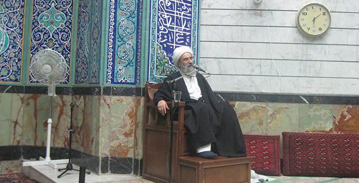 جلسه, تفسیر, استاد اخوان,حوزه ابوطالب