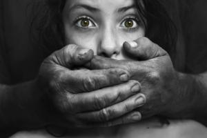 اینفوگرافیک,بردگی جنسی, کار اجباری