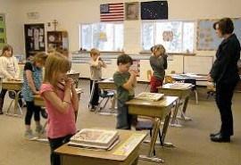 بایدها و نبایدهای, مذهبی, مدارس امریکا