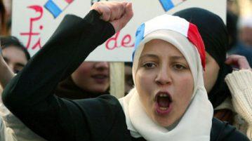 سکولاریسم,فرهنگ اسلامی, دولتها,حجاب