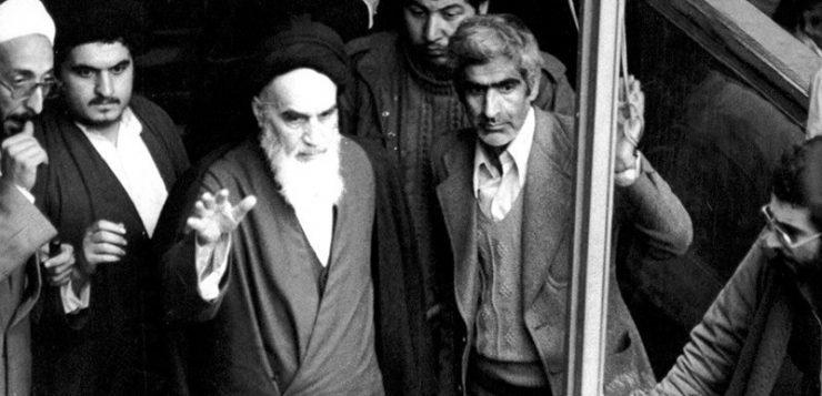 ببینید: حضور امام خمینی در مدرسه علوی به روایت تصاویر