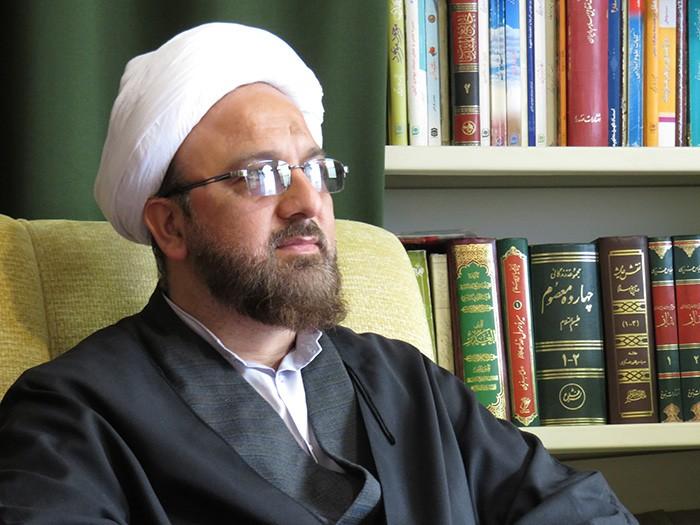 حجت الاسلام سینایی,توصیه,طلبه ها,حوزه علمیه ابوطالب