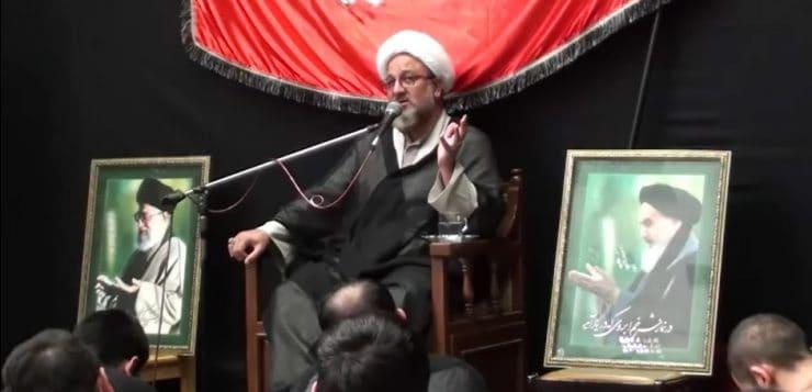 درس اخلاق حجتالاسلام و المسلمین مجید سینایی