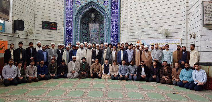 همایش فارغالتحصیلان و طلاب حوزه علمیه  حضرت ابوطالب علیهالسلام در فروردینماه98
